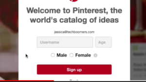 How to sign up for Pinterest | complete guide » MediaGoodies