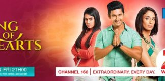 King of hearts Update monday 25th November 2019 on Zee World
