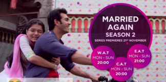 Married Again 2 Sunday 8th December 2019 on Zee World