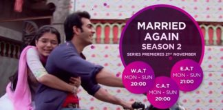 Married Again Monday 23rd December 2019 Update On zee World