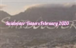 Suidooster Teasers February 2020