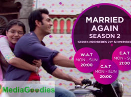 Married Again Wednesday 22nd January 2020 Update On Zee World