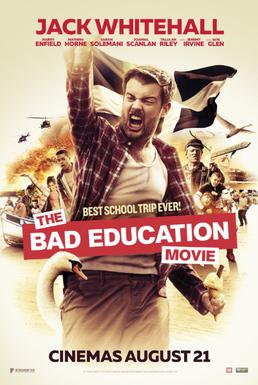 Bad Education Movie (2019)
