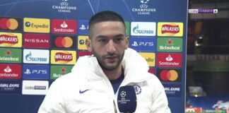 Hakim Ziyech Explains How He works with Havertz and Werner