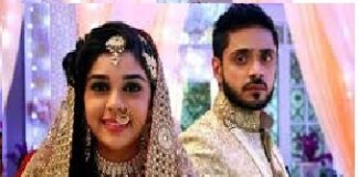 Zara's Nikah Friday 19th March 2021 Update