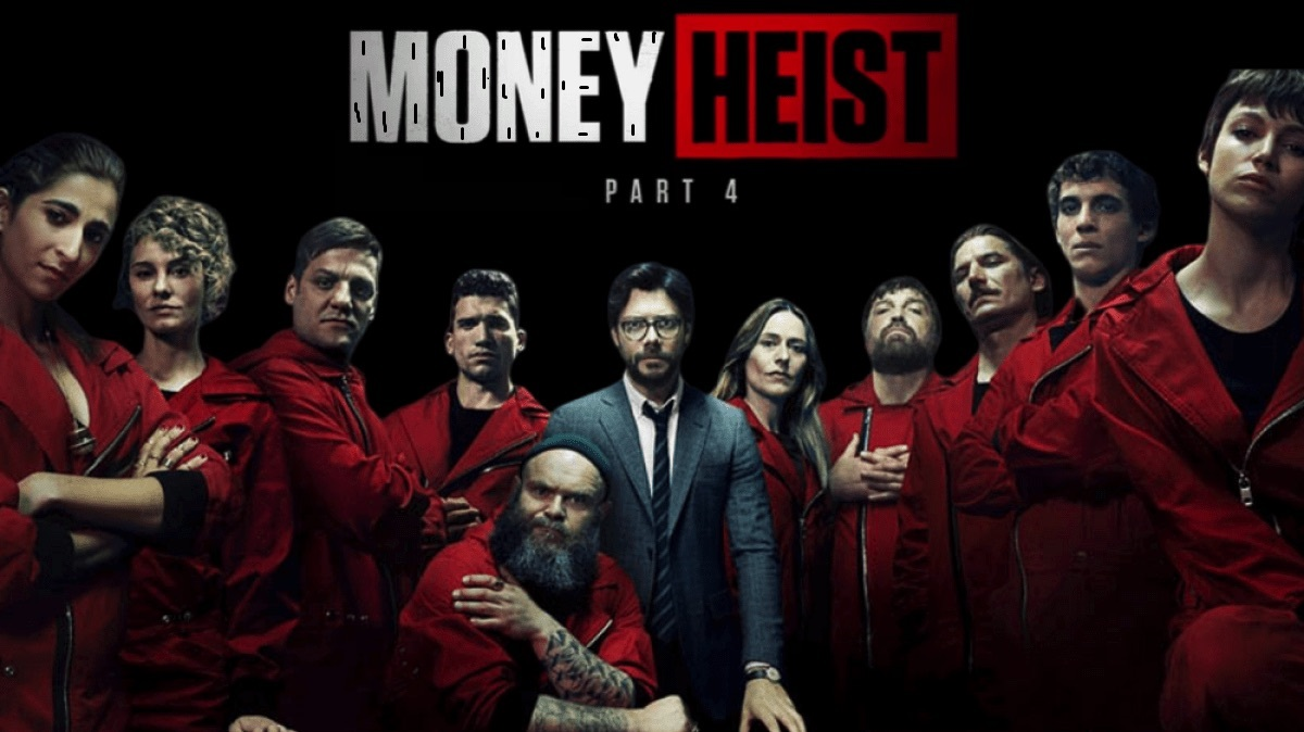money heist casts and characters real name