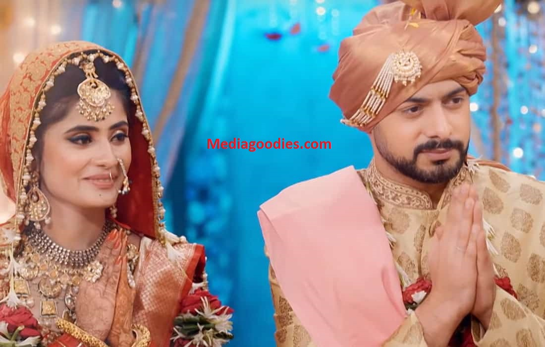 Curse of the Sands Sunday 13th June 2021 Update Zee World