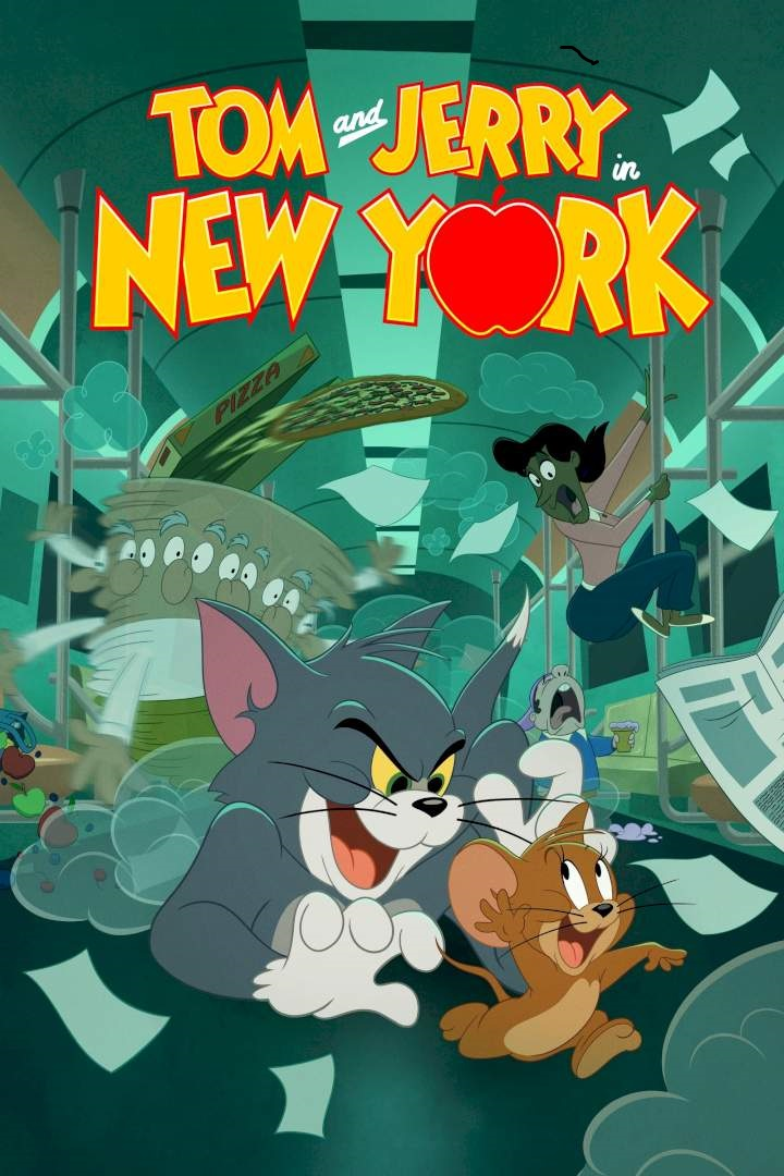 Tom and Jerry in New York Season 1 Episode 7