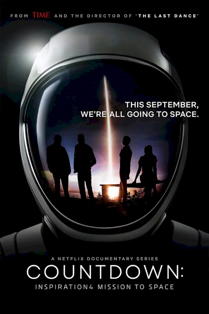 Countdown: Inspiration4 Mission to Space Season 1 Episode 4