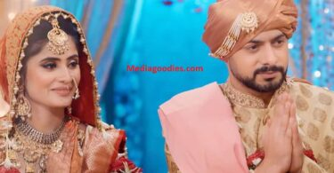 Curse of the Sands Monday 20th September 2021 Update Zee World